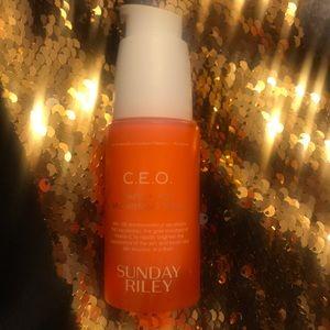Sunday Riley CEO Rapid Flash Brightening Serum